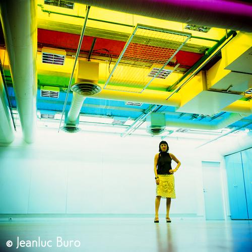 Nathalie Junod-Ponsard light artist