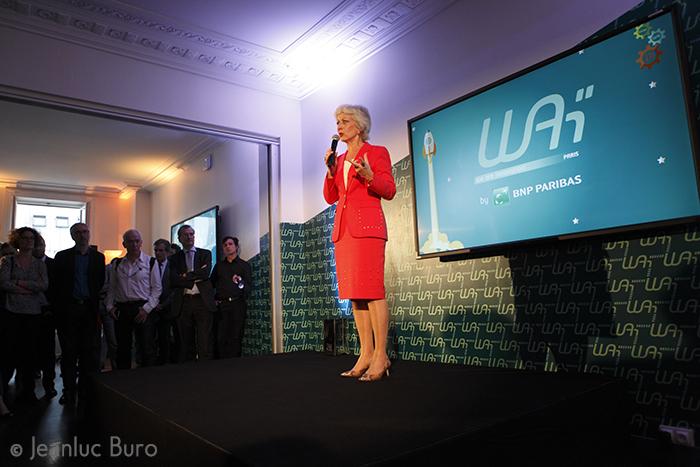 Waï tartup incubator by BNP