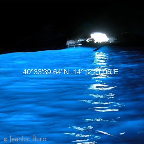 Capri Blue cave