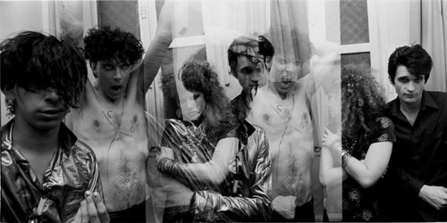 The Cramps: Lux Interior, Poison Ivy, Nick Knox, et Kid Congo Powers