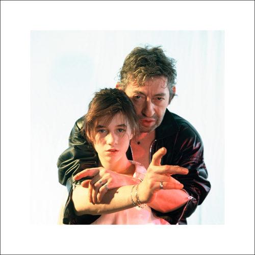 Charlotte et Serge Gainsbourg Charlotte forever.jpg
