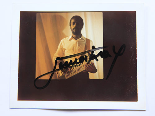ray Lema Polaroid